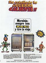 """Las estufas """"modernas"""" que teníamos... maaaaaaammma mia..."""