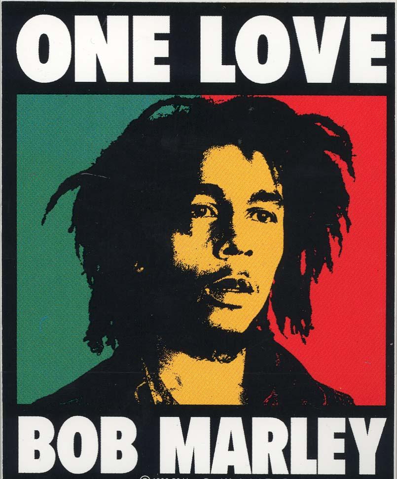 Legend Star : Bob Marley.