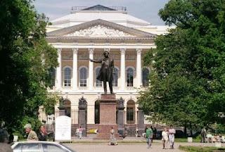 Puschkin-Denkmal