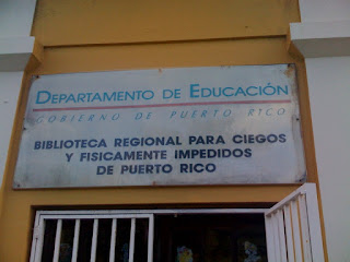 Another of the nine Service Centers for Special Education in Puerto Rico.