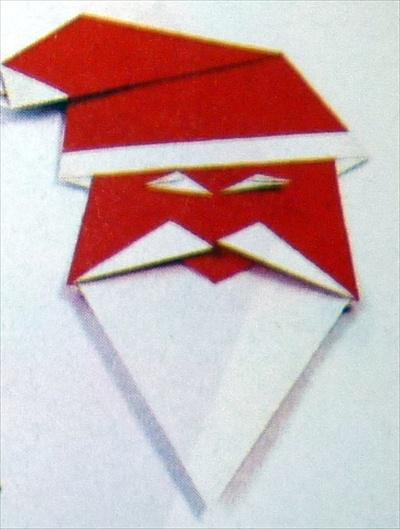 Origami christmas patterns design patterns
