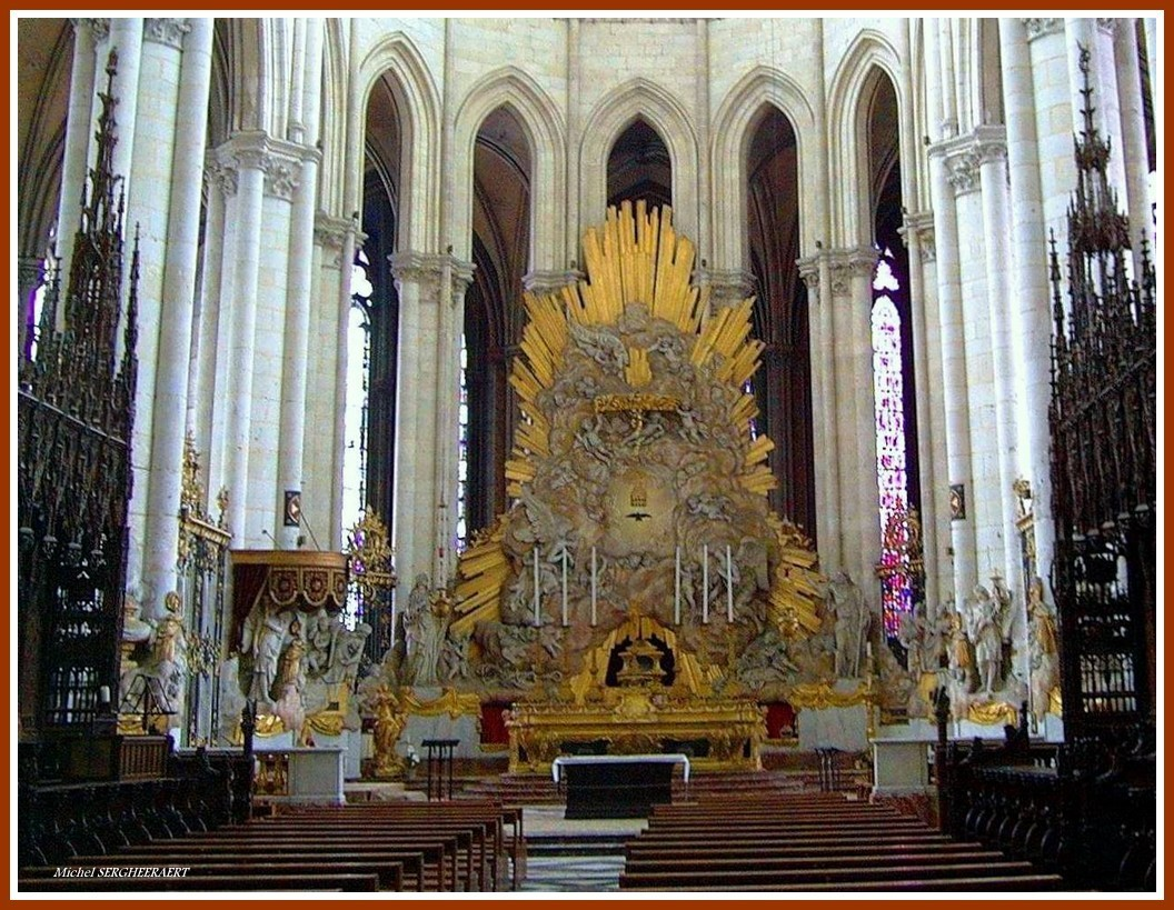 Chtivenol photos la cathedrale d 39 amiens - Architecte d interieur amiens ...