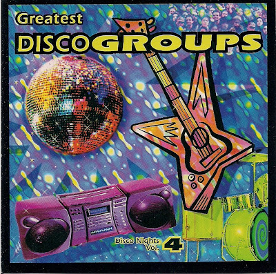 Greatest Disco Groups (Disco Nights Vol. 4) (1994)