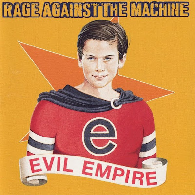 Rage Against The Machine - Evil Empire (1996)