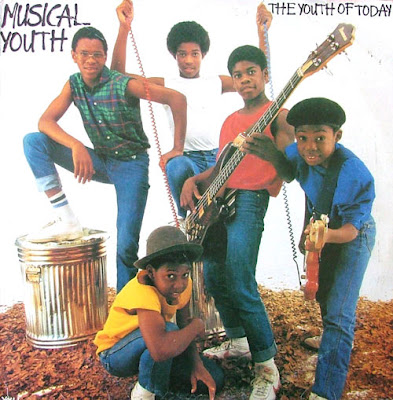 Musical Youth - The Youth of Today (LP) (UK Pressing)