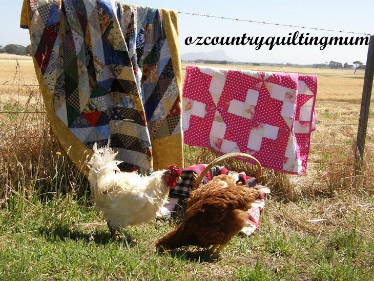 Tracey~ ozcountryquiltingmum