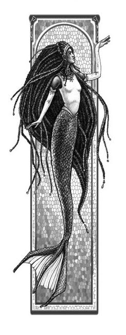 Mermaid of Windwaithe Island