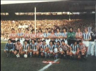 Real Sociedad-Athletic Club, derby en Atotxa 1977