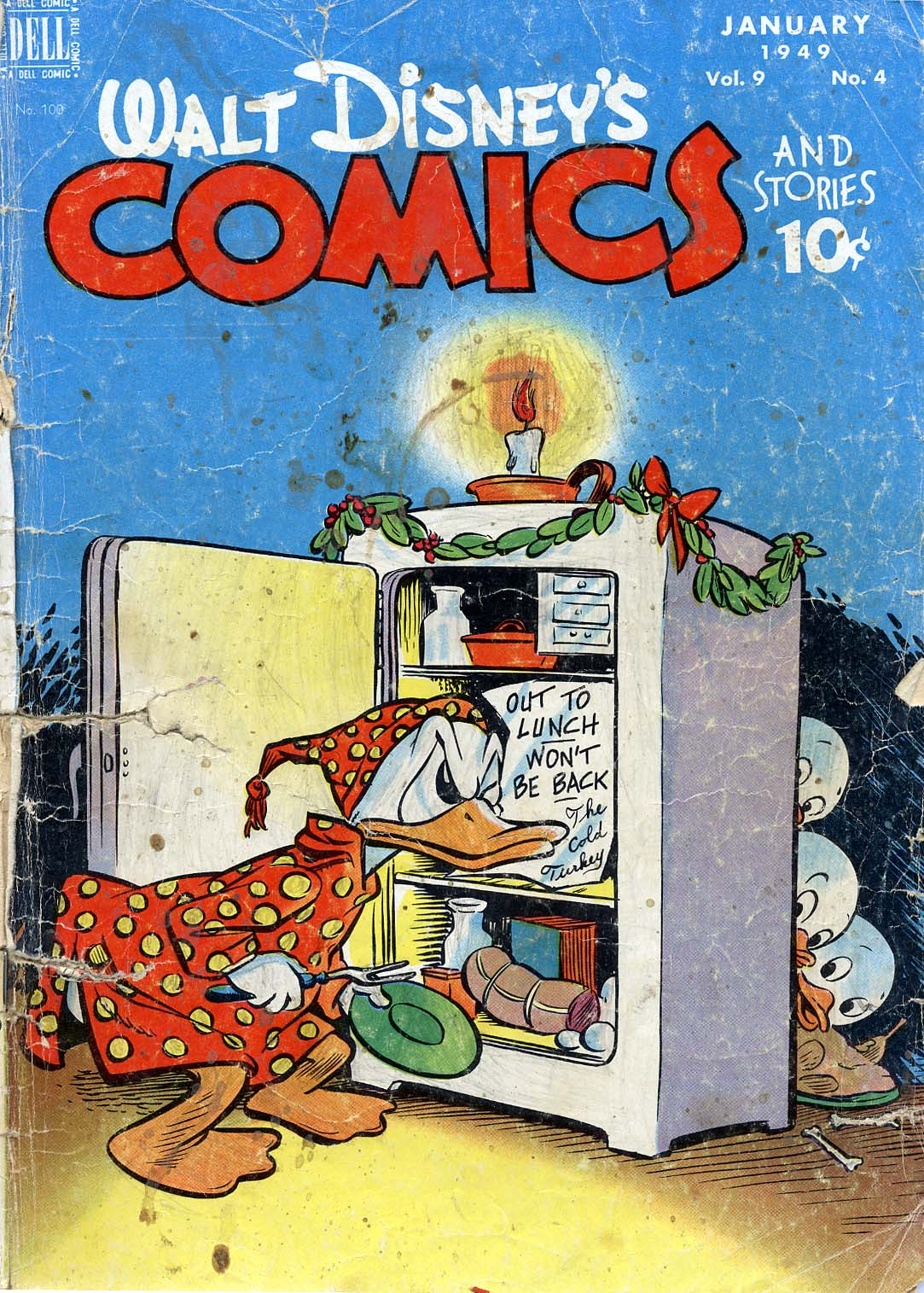 Walt Disneys Comics and Stories 100 Page 1