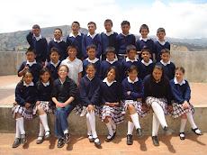 Alumnos grado 5