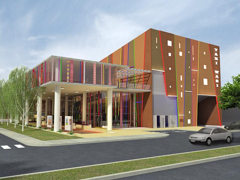 Apuntes revista digital de arquitectura el centro for Edificios educativos arquitectura