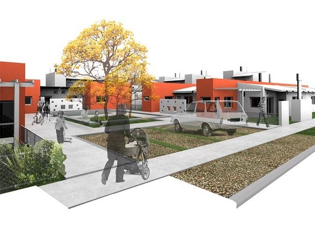 Revista digital apuntes de arquitectura viviendas for Frentes de viviendas