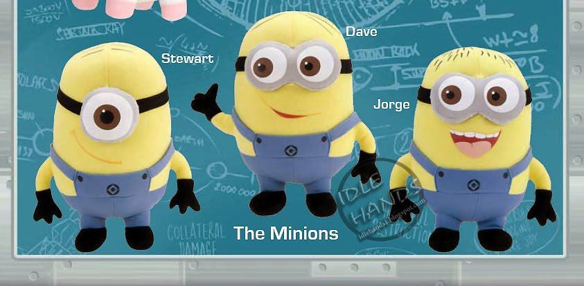 minions despicable me what. Looks like the minions from