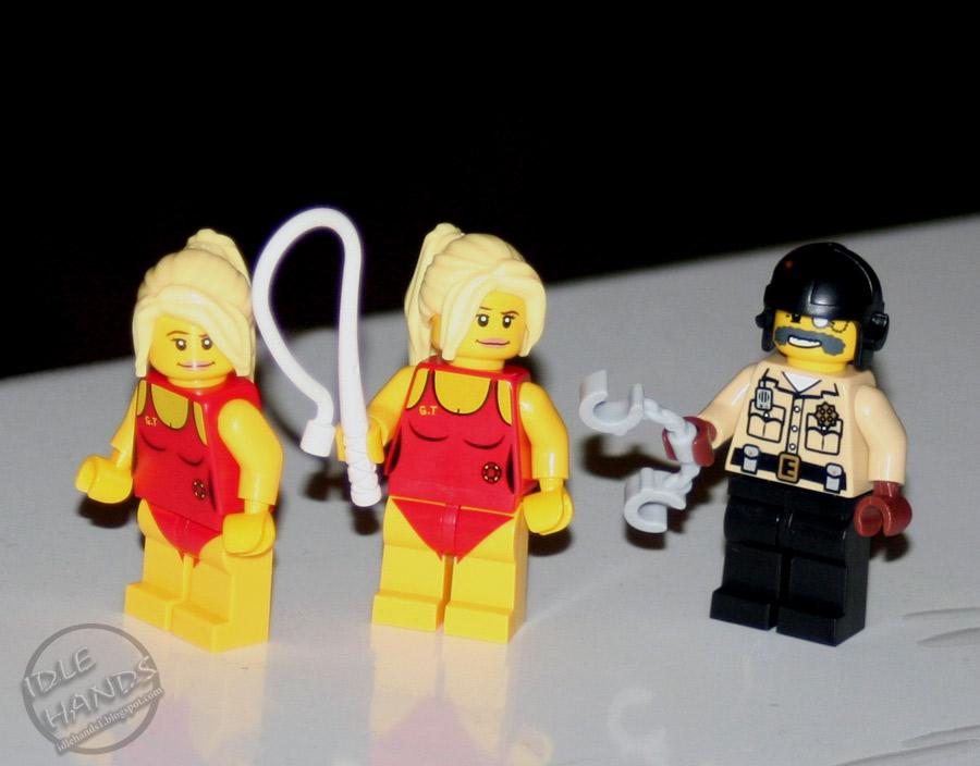 Sex lego minifigures