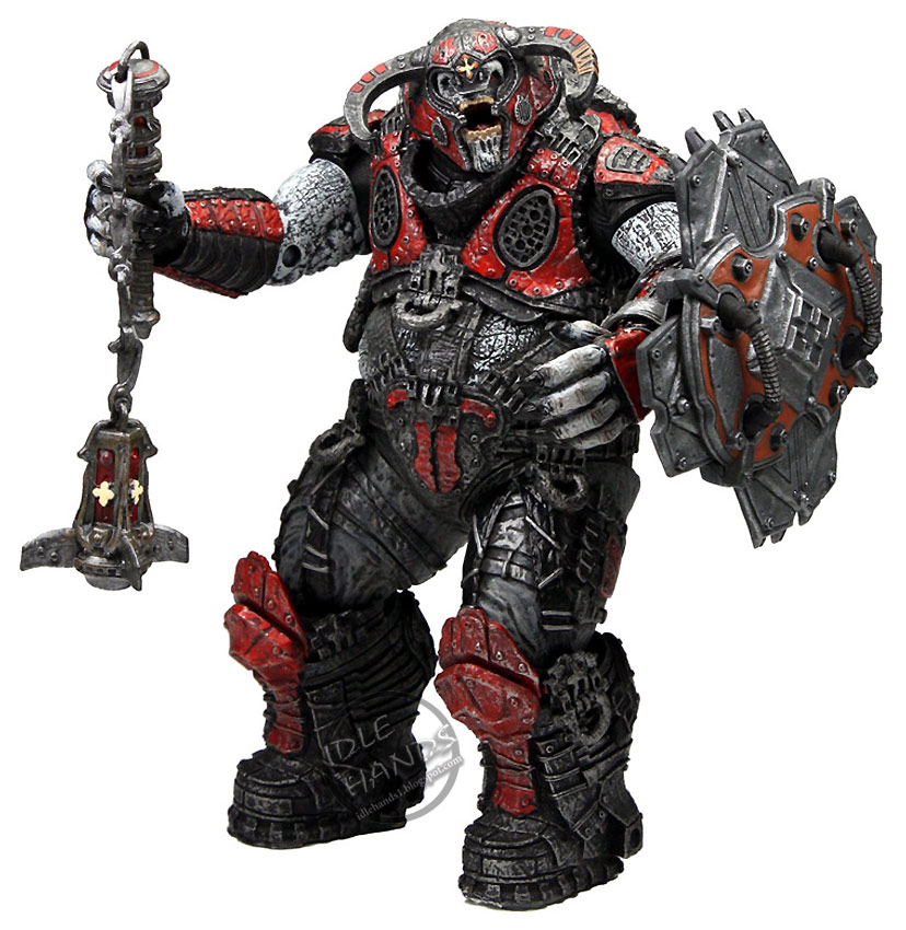 GEARS OF WAR Toys at ToyWizcom -