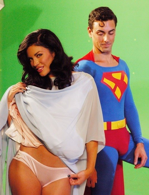 -If Superman flew down and screwed a woman at super speeds, would she burst ...