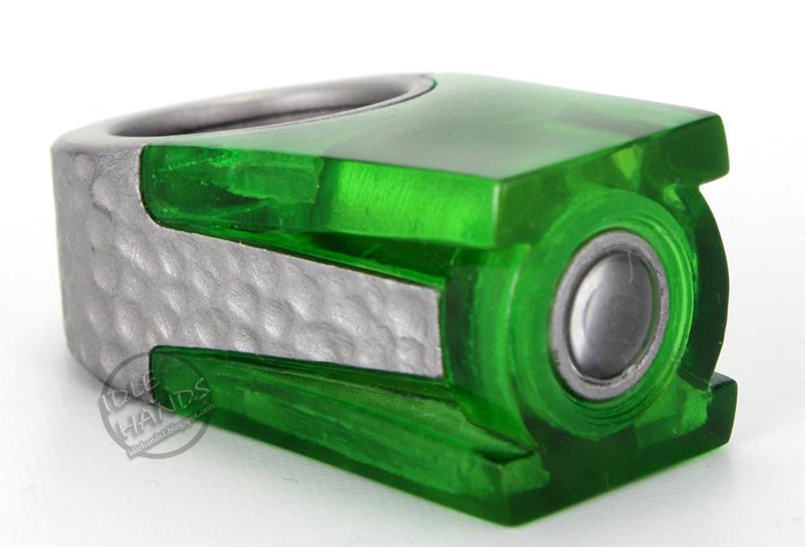 green lantern ring prop. Warner Brothers#39; Green Lantern
