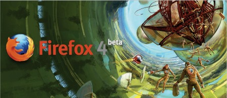 Weekend Story - Firefox 4 Beta
