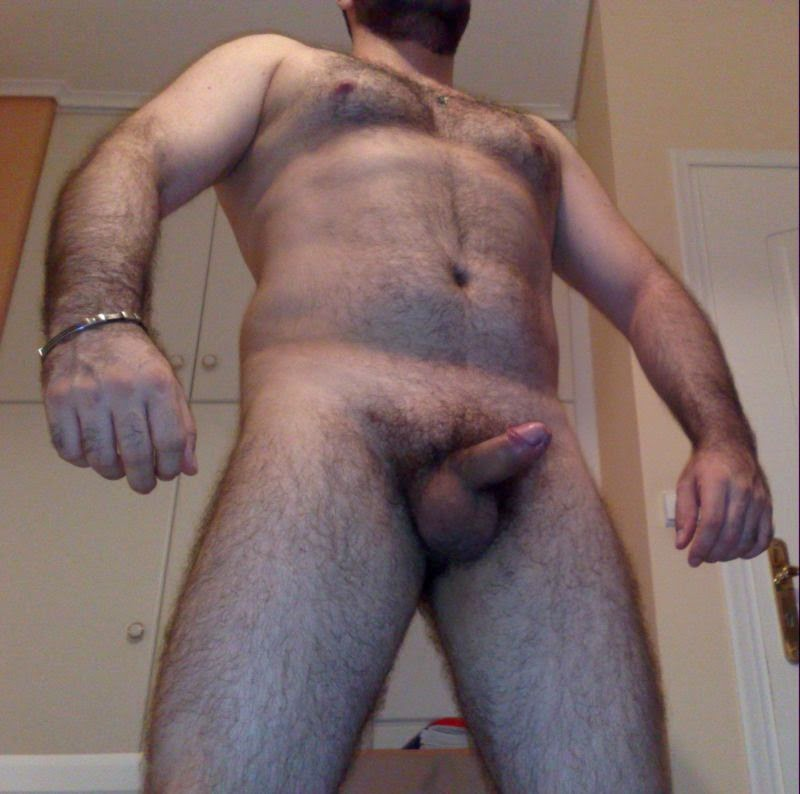 Gay hairy chested jocks