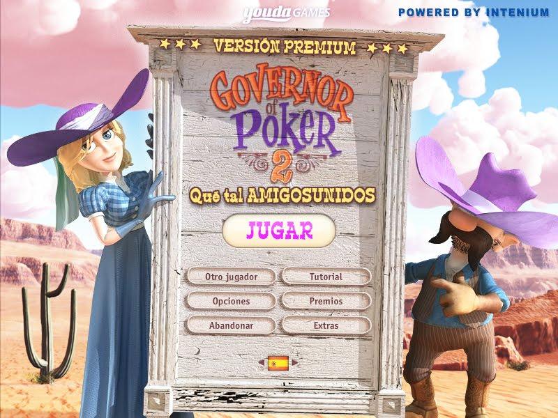 governor of poker 2 descargar gratis juego completo
