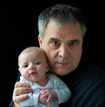 Amelia with Grandpa