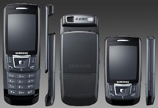 Samsung SGH-D900