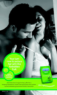 Durex Apple Flavoued Condoms