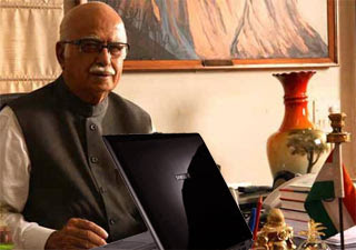 LK Advani Blogger