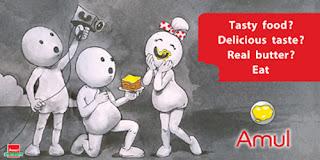 Amul Vodafone Zoozoo Ad