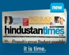 Hindustan Times It Is Time Campaign