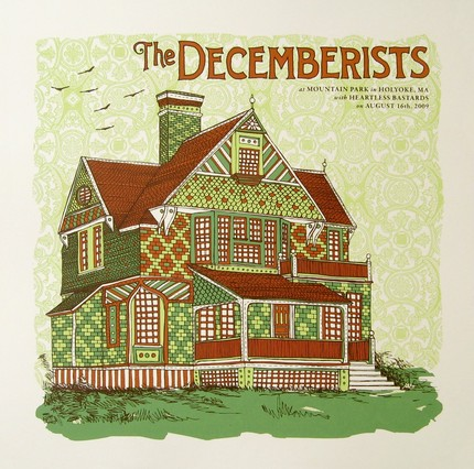 [decemberists+poster]