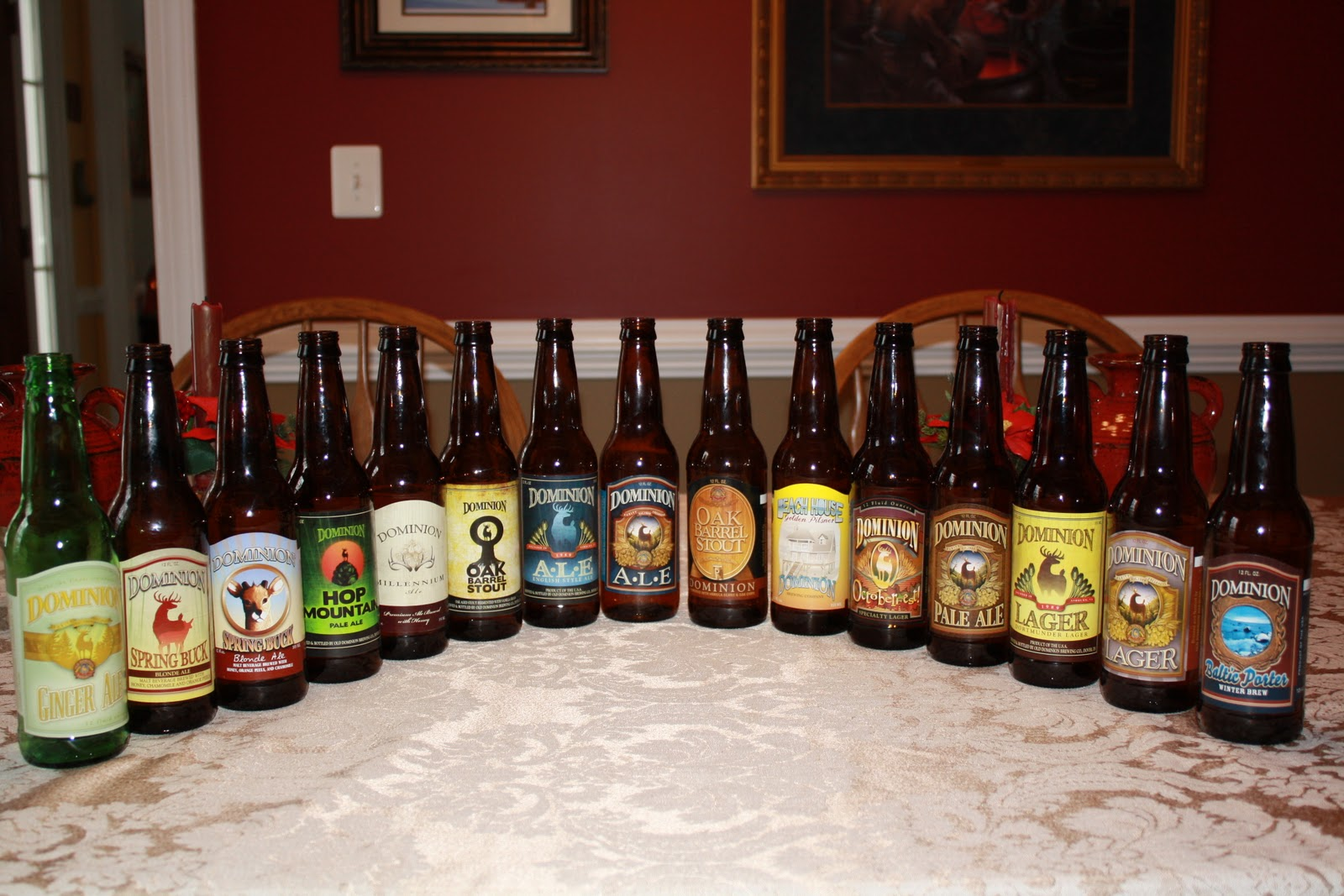 Old Dominion Brewing The Bottles Musings