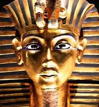 the god Osiris image
