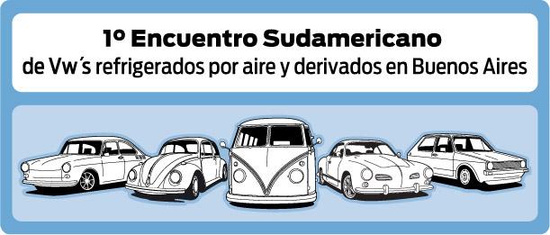 Encuentro Sudamericano VW