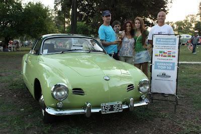 Primer Encuentro Sudamericano de Volkswagen