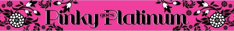 Pinky Goes Platinum