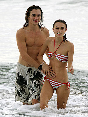 Keira Knightley is apparently feeling #violated# after her flat