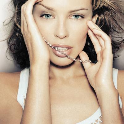 Aussie pop diva Kylie Minogue