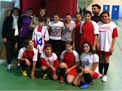 Juniores Futsal Fem. 2010/11