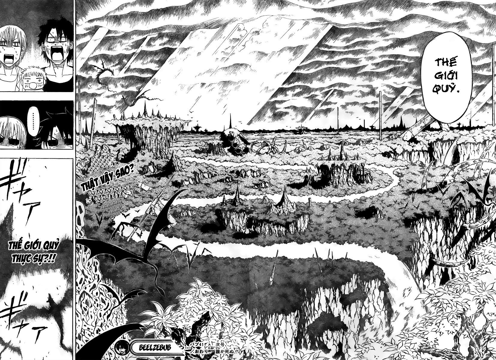 Vua Quỷ - Beelzebub tap 41 - 18