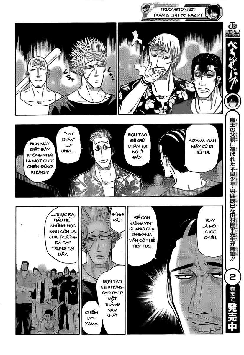 Vua Quỷ - Beelzebub tap 31 - 10
