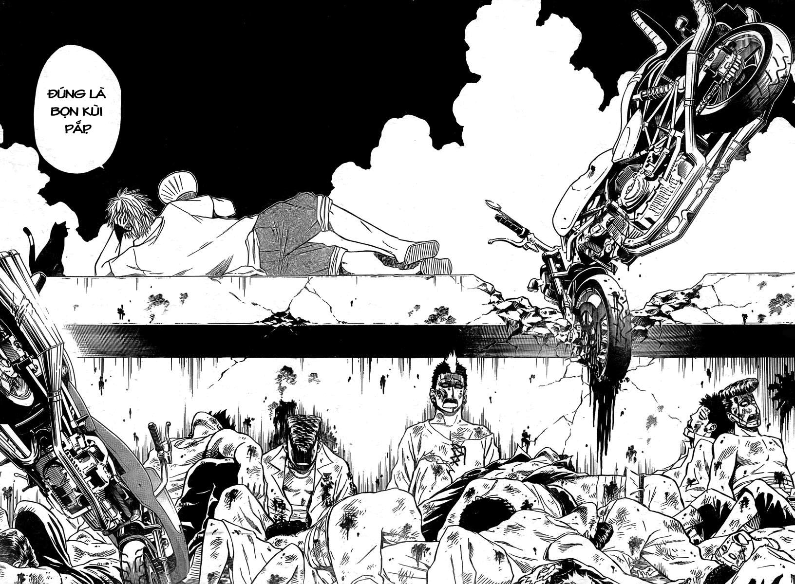 Vua Quỷ - Beelzebub tap 23 - 14