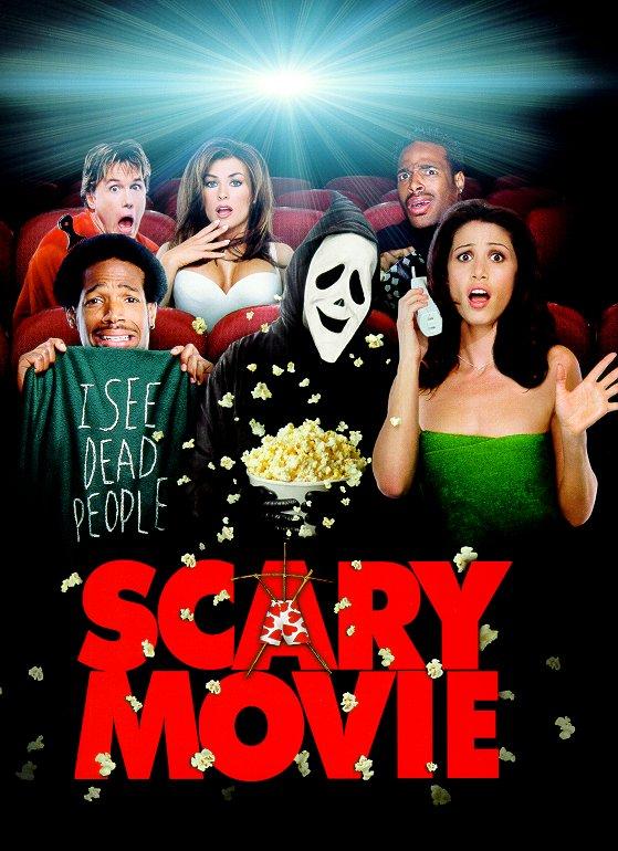 "Filmes ""Guilty Pleasures"" - Página 3 Affiche+scary+movie"