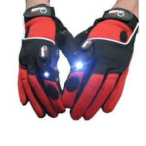 [LED+Gloves]