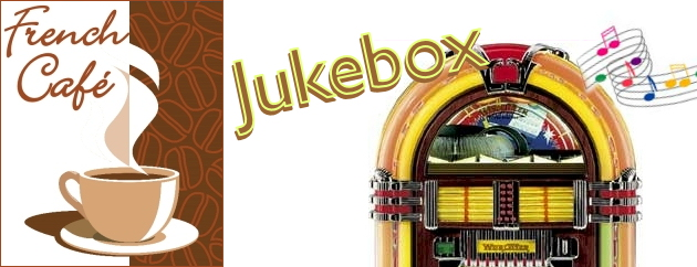 French Café Jukebox