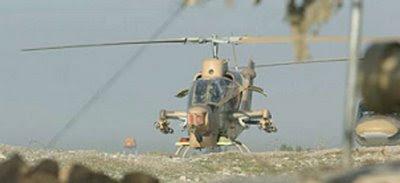 Helicóptero de ataque Irani  panha 2091