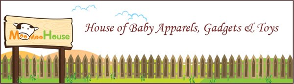MooMoo House of baby fashion, baby apparels& gadgets