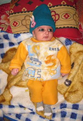 Pakistani Baby