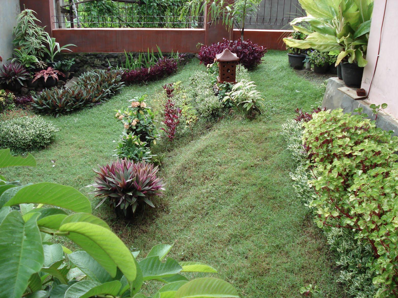 Taman Minimalis Modern Taman Kering Taman Mediterania Taman Bali Taman ...
