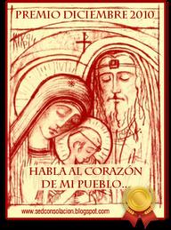 Premio Habla al corazón de mi Pueblo 2010